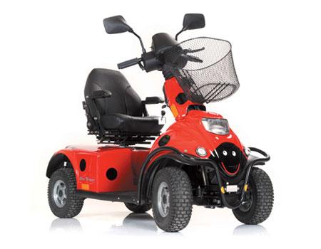 Mini Crosser M1, tříkolový