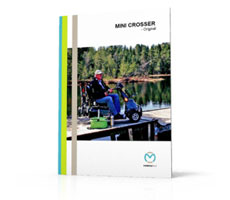 Prohlédněte si on-line katalog Mini Crosser